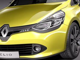 Renault Clio 2013 Image 3