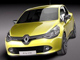 Renault Clio 2013 Image 2