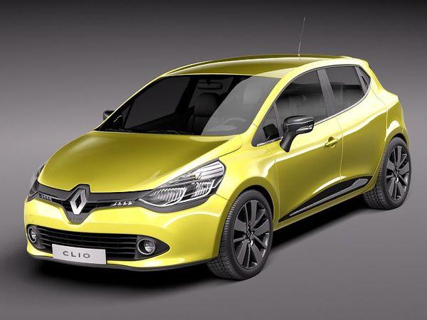 Renault Clio 2013 Image