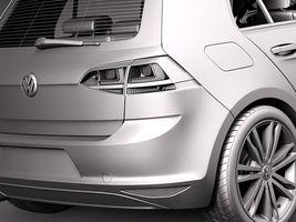 Volkswagen Golf 7 2013 5 Door Image 15