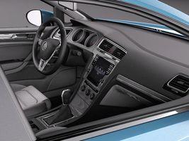 Volkswagen Golf 7 2013 5 Door Image 11