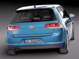 Volkswagen Golf 7 2013 5 Door Image 6