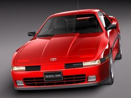 Toyota Supra Mk3 1986-1993 Image 2