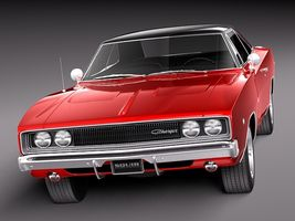 Dodge Charger 1968 Image 2