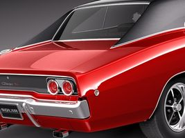 Dodge Charger 1968 Image 5