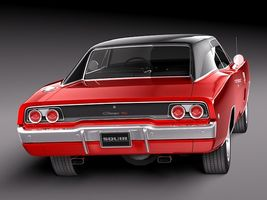 Dodge Charger 1968 Image 7