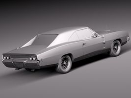 Dodge Charger 1968 Image 14