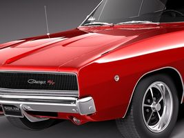 Dodge Charger 1968 Image 4