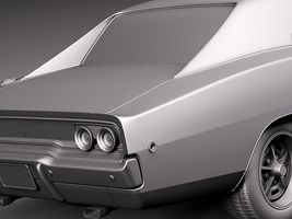 Dodge Charger 1968 Image 13