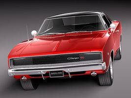 Dodge Charger 1968 Image 3