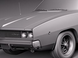 Dodge Charger 1968 Image 12