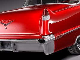 Cadillac Coupe De Ville 1956 Image 4