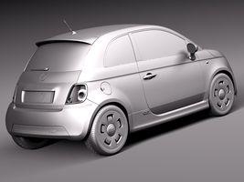 Fiat 500 e 2014 Image 13
