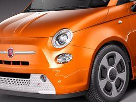 Fiat 500 e 2014 Image 3