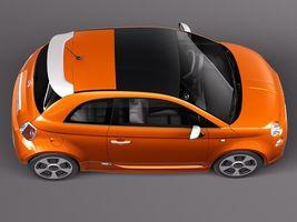 Fiat 500 e 2014 Image 8
