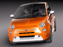 Fiat 500 e 2014 Image 2