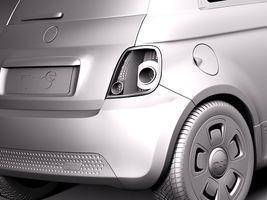 Fiat 500 e 2014 Image 12