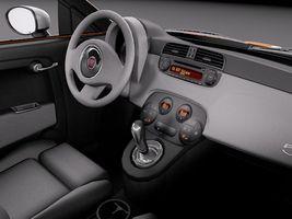 Fiat 500 e 2014 Image 9