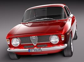Alfa Romeo Giulia GTA 1965-1969 Image 2