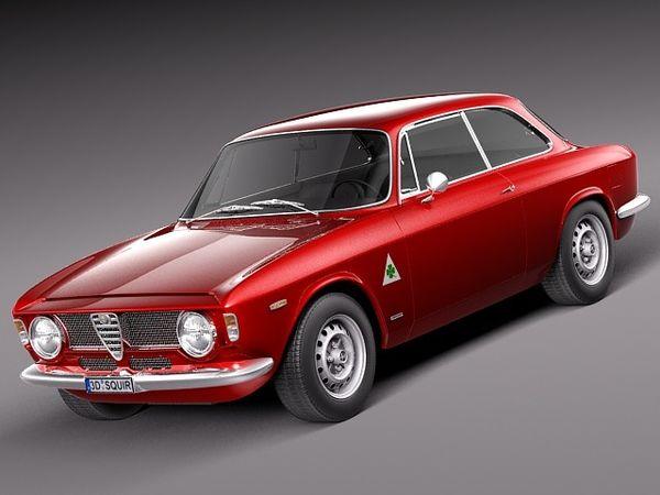 Alfa Romeo Giulia GTA 1965-1969 Image