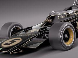 Lotus 72d John Player Special 1970-1975 Image 2