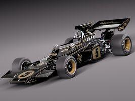 Lotus 72d John Player Special 1970-1975 Image 17