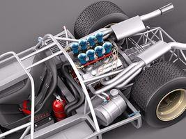 Mclaren M6 GT Grand Prix Race car Image 12