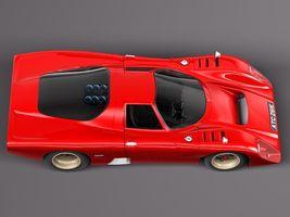 Mclaren M6 GT Grand Prix Race car Image 8