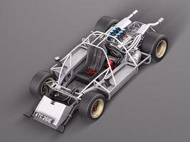 Mclaren M6 GT Grand Prix Race car Image 11