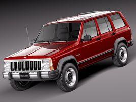 Jeep Cherokee 1984–1996 Image 1