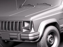 Jeep Cherokee 1984–1996 Image 10