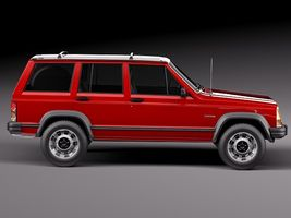 Jeep Cherokee 1984–1996 Image 7