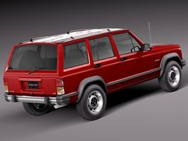 Jeep Cherokee 1984–1996 Image 5