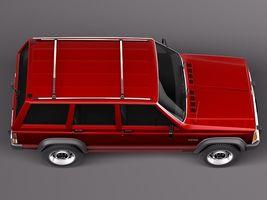 Jeep Cherokee 1984–1996 Image 8