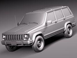 Jeep Cherokee 1984–1996 Image 9