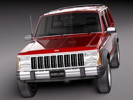 Jeep Cherokee 1984–1996 Image 2