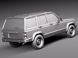 Jeep Cherokee 1984–1996 Image 12