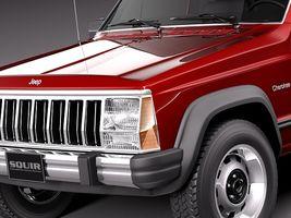 Jeep Cherokee 1984–1996 Image 3