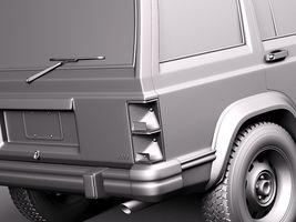Jeep Cherokee 1984–1996 Image 11