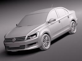 Volkswagen Santana 2014 Image 9