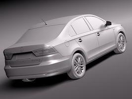 Volkswagen Santana 2014 Image 12