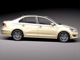 Volkswagen Santana 2014 Image 7