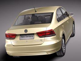 Volkswagen Santana 2014 Image 6