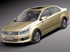 Volkswagen Santana 2014 Image 1