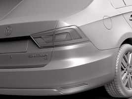 Volkswagen Santana 2014 Image 11