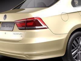 Volkswagen Santana 2014 Image 4