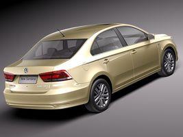 Volkswagen Santana 2014 Image 5