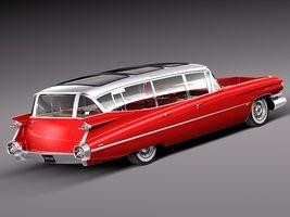 Cadillac Fleetwood 75 Station Wagon 1959 Image 9