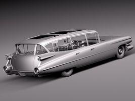 Cadillac Fleetwood 75 Station Wagon 1959 Image 1