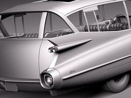 Cadillac Fleetwood 75 Station Wagon 1959 Image 2